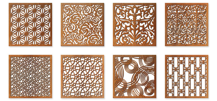 Decorative Panels And Ventilation Grills